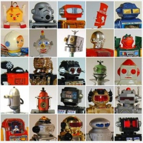 The Robots Need Batteries Mixtape