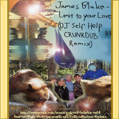 James Blake - Limit to Your Love (self help crunkdub remix)