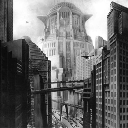 Schizophrenic Metropolis