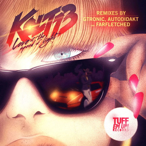 Kolt 13 - Love at the speed of light (aUtOdiDakT Remix) Teaser