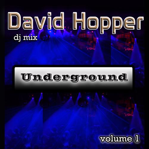 """David Hopper """"Underground"""" vol. 1"""
