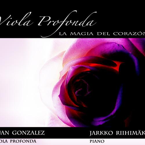 Serenade (by Franz Schubert) - Viola Profonda & Piano 2011