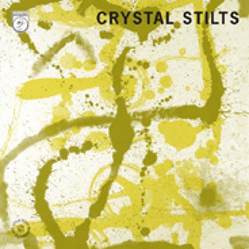 Crystal Stilts - Temptation Inside Of Your Heart