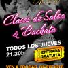 CLASES DE SALSA y BACHATA GRATIS en