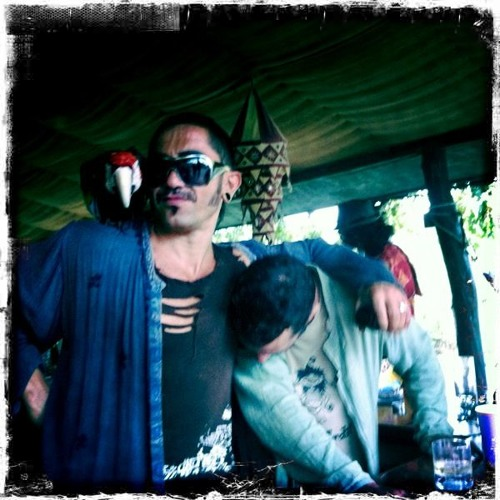 Bahar Canca @ 6th Jfest Annual Closing Party 8.10.2011