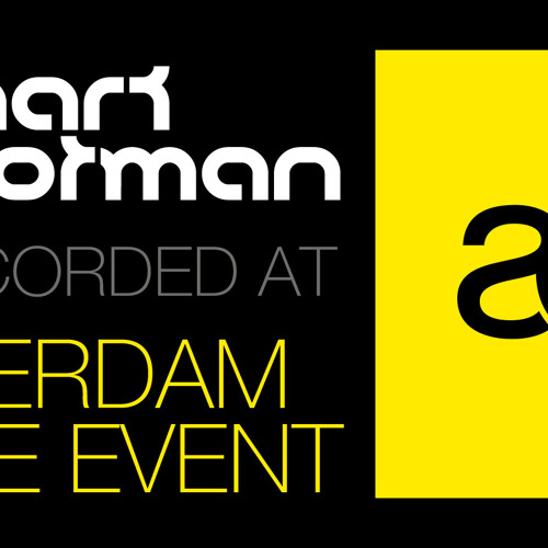 DJ Mark Norman live at Amsterdam Dance Event