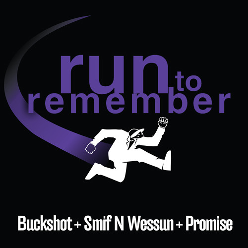 "Buckshot, Smif N Wessun, Promise ""Run To Remember"" (Produced By Double-0 of Kidz In The Hall)"
