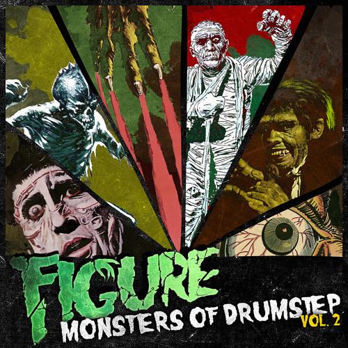 Figure  - Boogie Man (Obilvion Remix) (Clip) - Monsters Vol 2