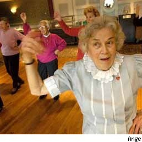 This Is Me Teaching Your Grandma How To Dance