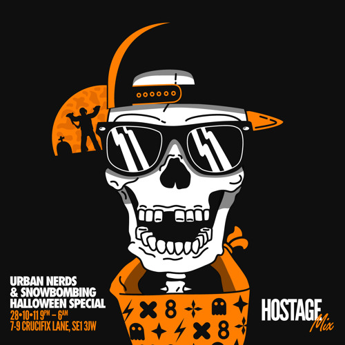 Urban Nerds & Snowbombing Halloween Mix 2011 02: Hostage (Black Butter Records)