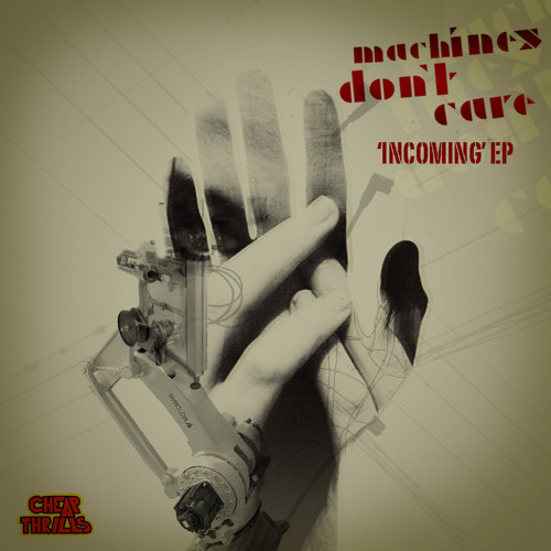 Machines Don't Care - Take Me Away ft Meleka