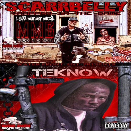 """SCARRBELLY AND TEKNOW """"SAMPLE"""" BY DJ INSANE"""