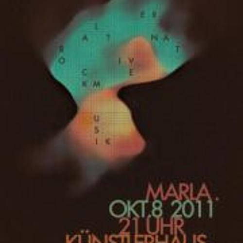 Marla - One Piece Of Sugar No Milk live im Künstlerhaus