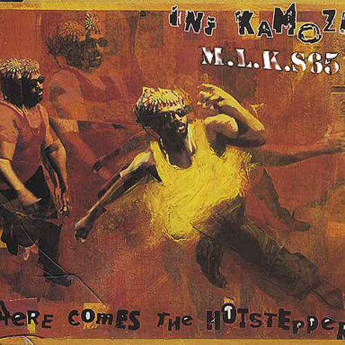 MLKS65 - Free Download -HERE COMES THE HOTSTEPPA ( EXTENDED HEADPHONE Ini Kamoze Dubstep REMIX )