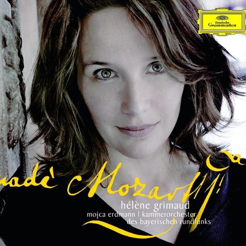 """Hélène Grimaud and Mojca Erdmann perform Mozart's """"Ch'io mi scordi di te... Non temer, amato bene"""""""