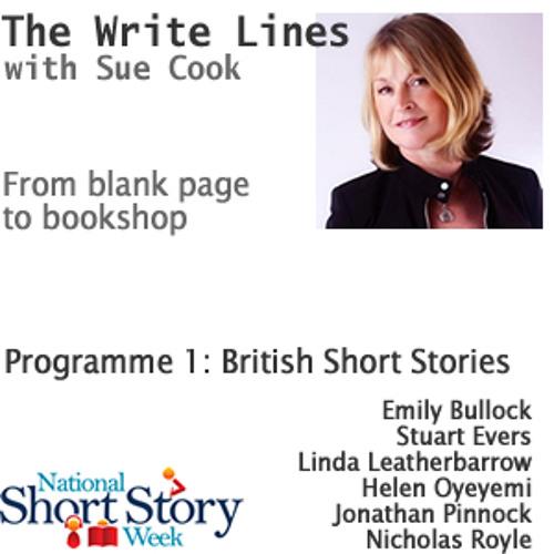 The Write Lines British short stories