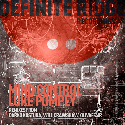 Luke Pompey - 'Mind Control'  (Darko Kustura Remix)