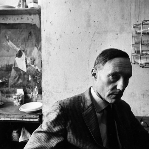 William S. Burroughs • Meeting of International Conference of Technological Psychiatry
