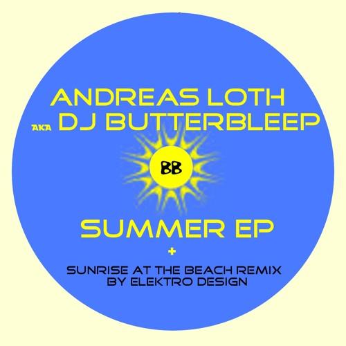 Andreas Loth aka DJ Butterbleep - Sunrise at the Beach - Popp Mix 7:47 prelisten
