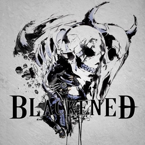 [ETR-02] XANVEL - BLACKENED [EP]