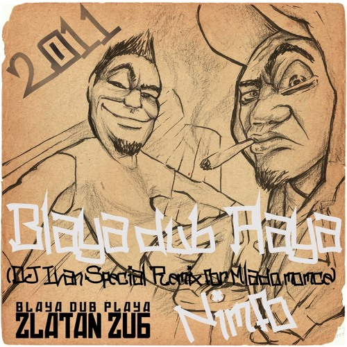 Blaya Dub Playa - Nimfo ( DJ Ivan Special Remix For Mlado Momce )