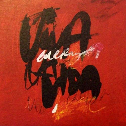 Coldplay Viva la vida (Instrumental)