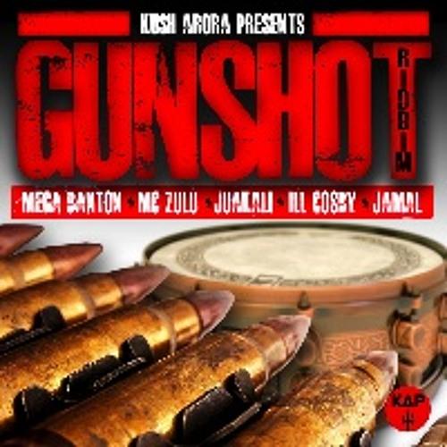 KushArorafeat. Mega Banton, MC Zulu, Juakali - Gunshot Riddim Megamix