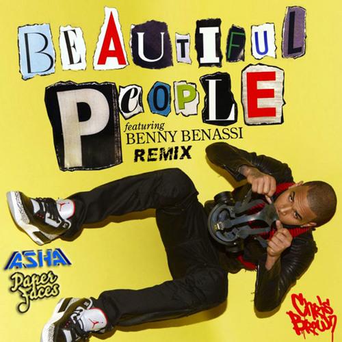 Beautiful People Remix - DJ Asha, Paper faces