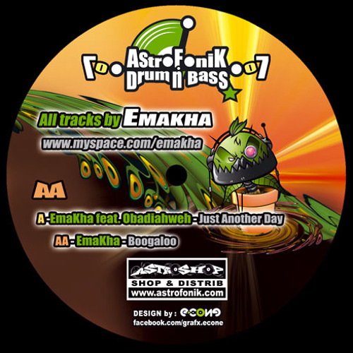 EmaKha - Boogaloo (OUT on Astrofonik DnB 07)