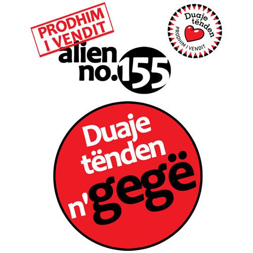 alien no.155 live @ gegë Prishtina KOSOVO - part 2