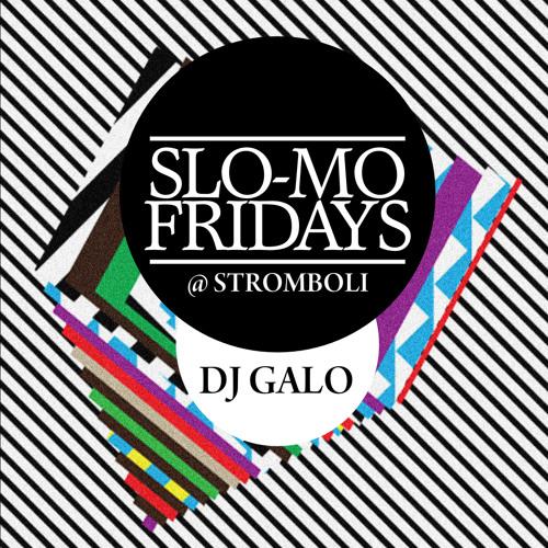 Galo Recorded Live @ Stromboli (2) The slo-mo saga continues...