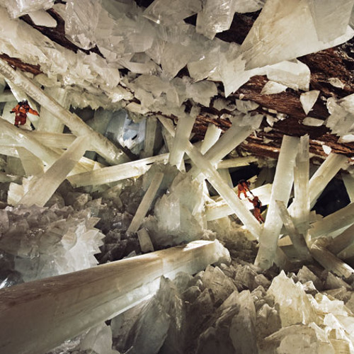 Subterranean Crystal City