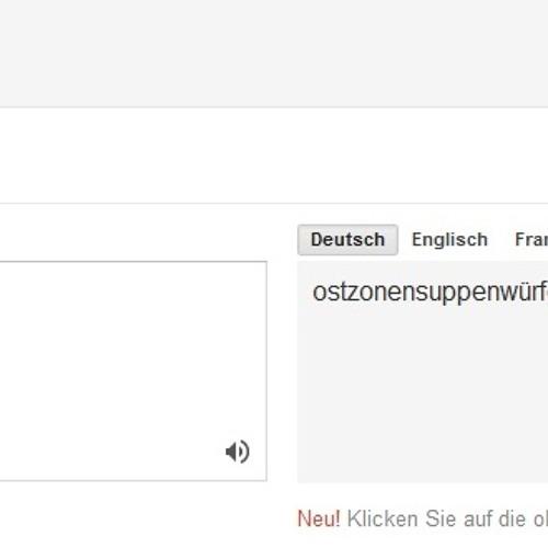 domlen - one one one aka Ostzonensuppenwürfen (draft)