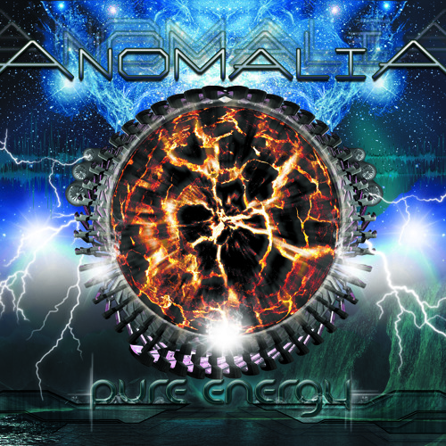 Anomalia-pure energy album demo