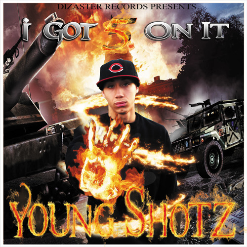 Young Shotz Ft. Trigga - Knuckle Up (Prod. J Gramm)