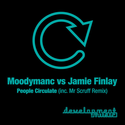 Moodymanc Vs Jamie Finlay 'People Circulate' Mr. Scruff Remix