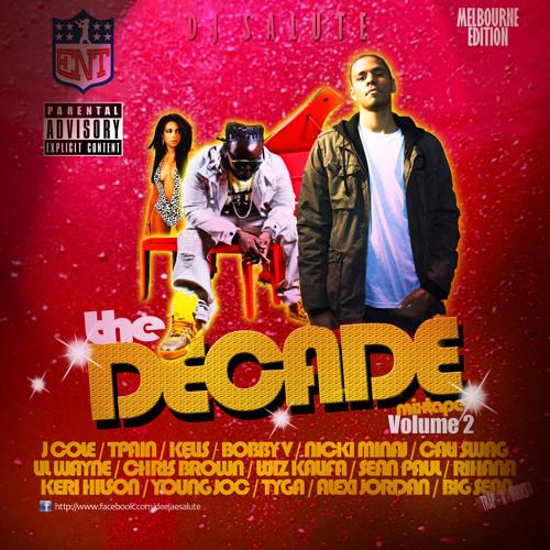Dj Salute - The Decade Mixtap vol.2 Melbourne Edition