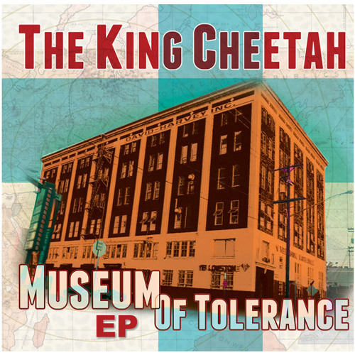 The King Cheetah - 'Victoria in Reverse'