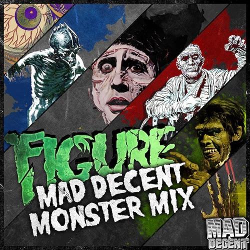 MDWWR #71 FIGURE - MAD DECENT MONSTER MIX