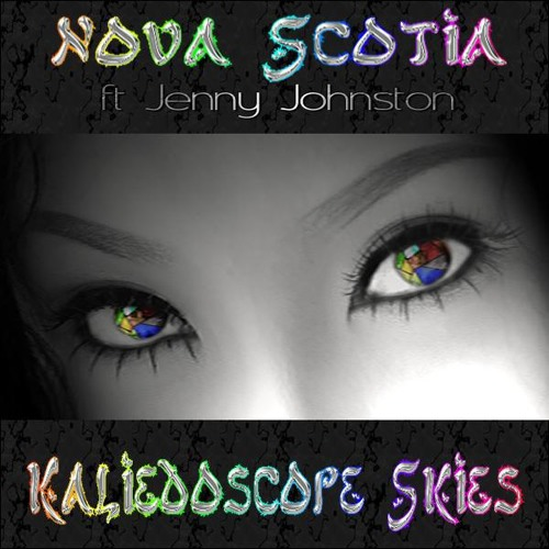 Nova Scotia feat Jenny Johnston - Kaliedoscope Skies (DJ Kludu Remix)