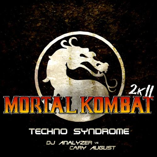 DJ Analyzer vs Cary August - Mortal Kombat 2k11 (Thomas You Electro Remix) Preview!