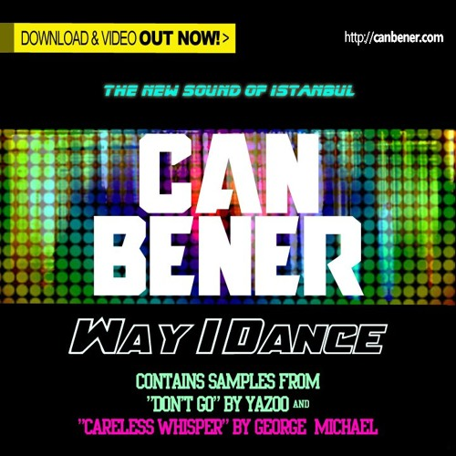 Can Bener - Way I Dance (Original Mix)