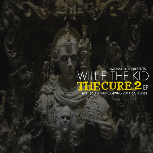 """Willie The Kid """"The Guilt"""" (prod. by Bronze Nazareth) off The Cure 2 coming soon"""