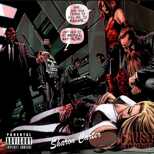 Chris Faust  Sharon Carter featuring 10 (produced by Dujeous)