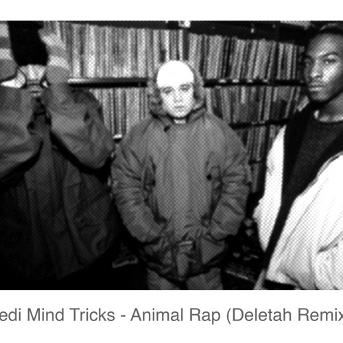 Jedi Mind Tricks - Animal Rap (Deletah Drumstep Remix)