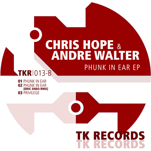Chris Hope & Andre Walter - privilege