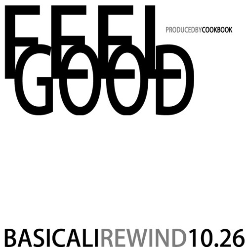 FEEL GOOD produced by COOKBOOK