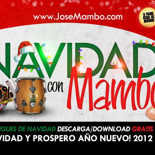 Merengue Clasico: Los Toros Band Me La Llevo En Navidad