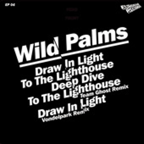 "WILD PALMS ""DRAW IN LIGHT"" EP"