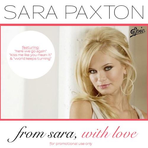 Sara Paxton - Kiss Me Like You Mean It